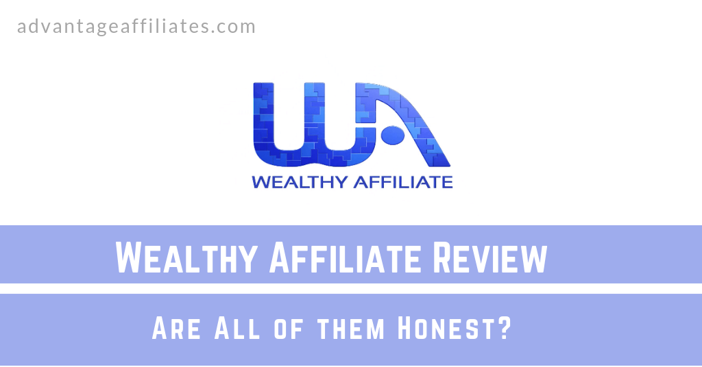 wealthy affiliate review are all of them honest