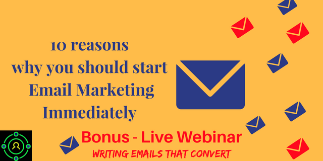 start email marketing immediately feature image