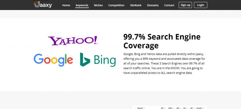 Billions of Keywords at Your Fingertips