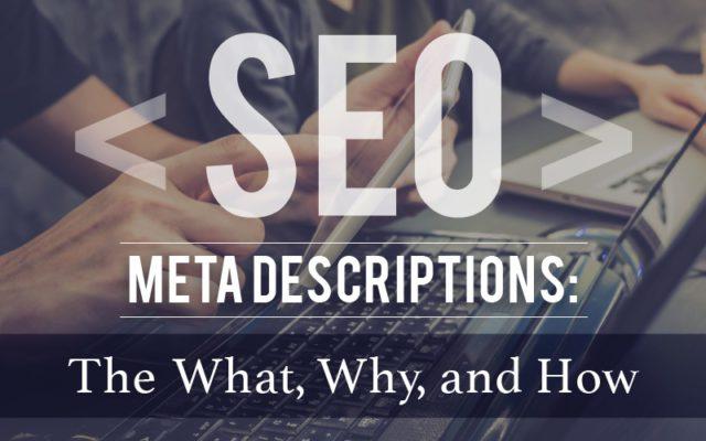 SEO-Meta-Descriptions