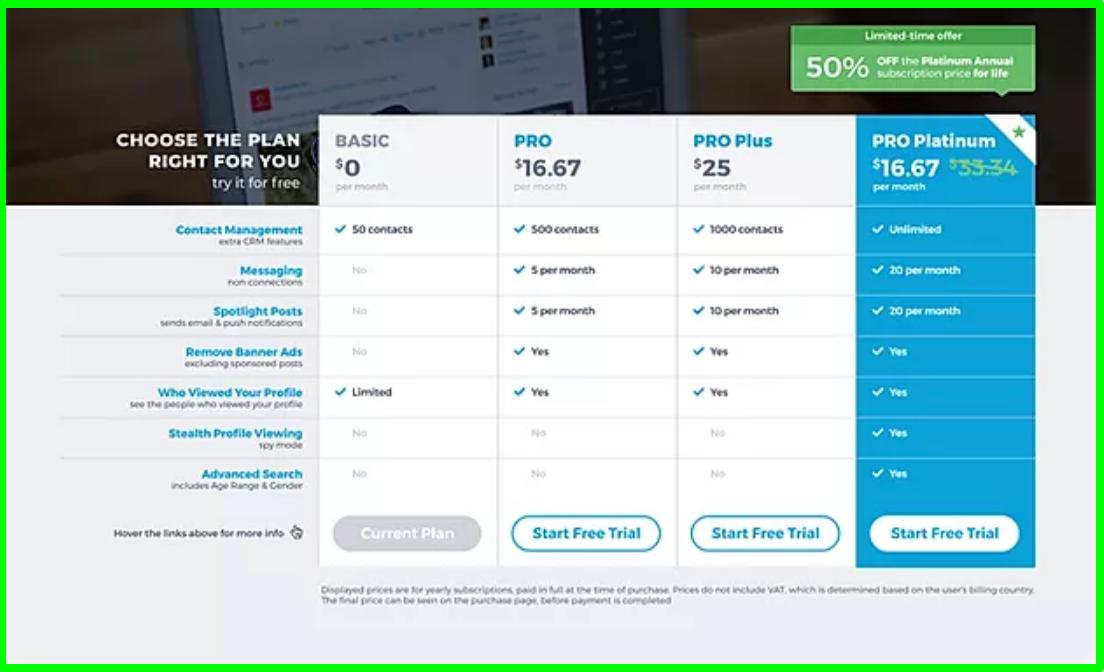 Webtalk pricing