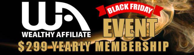 wa black friday promo banner