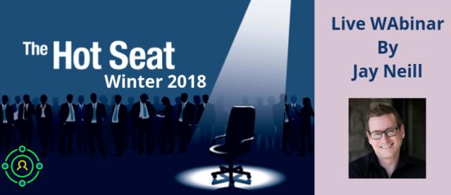 Live Wabinar Hot Seat 2018