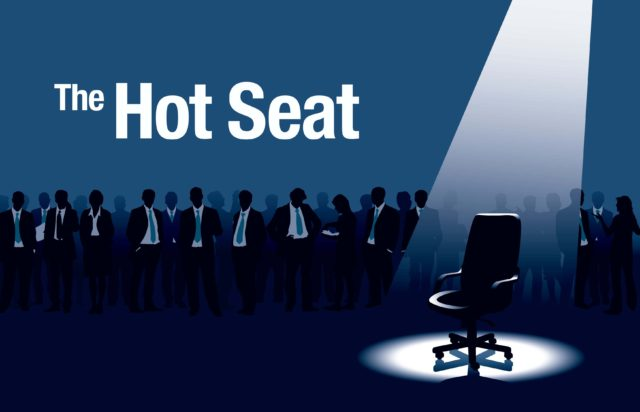 hot seat winter 2018
