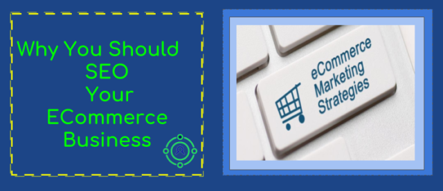 feature image of seo your ecommerce business