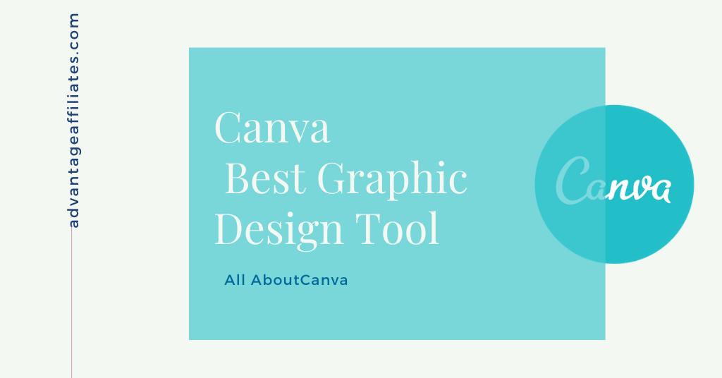 canva best graphic design tool