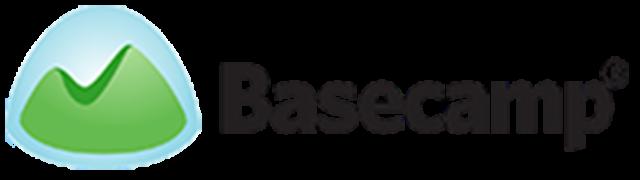 logo of basecamp - review
