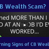 CB Wealth Scam?