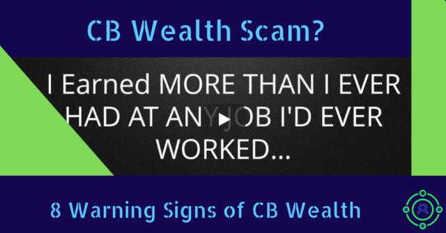 CB Wealth Scam?