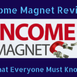 Income Magnet Review feature Image