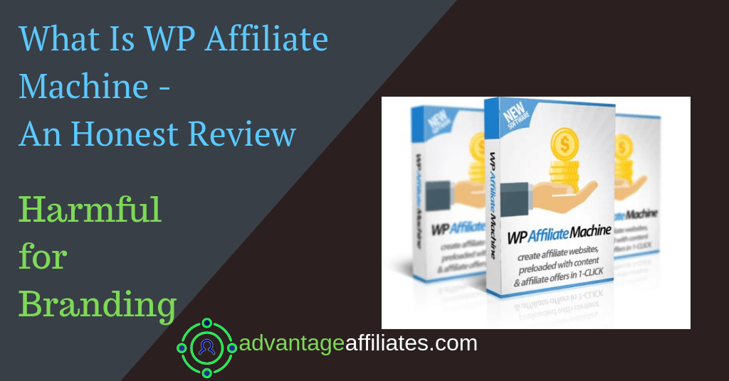 feature image of WP Affiliate Machine
