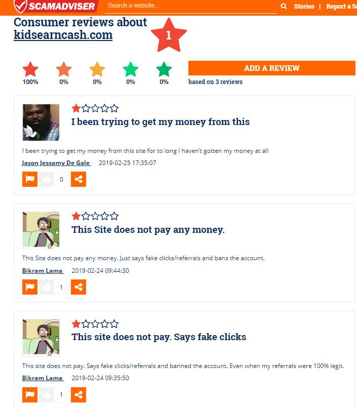 Is Kids Earn Cash A Scam? – # 1 Influencer Platform & Not A