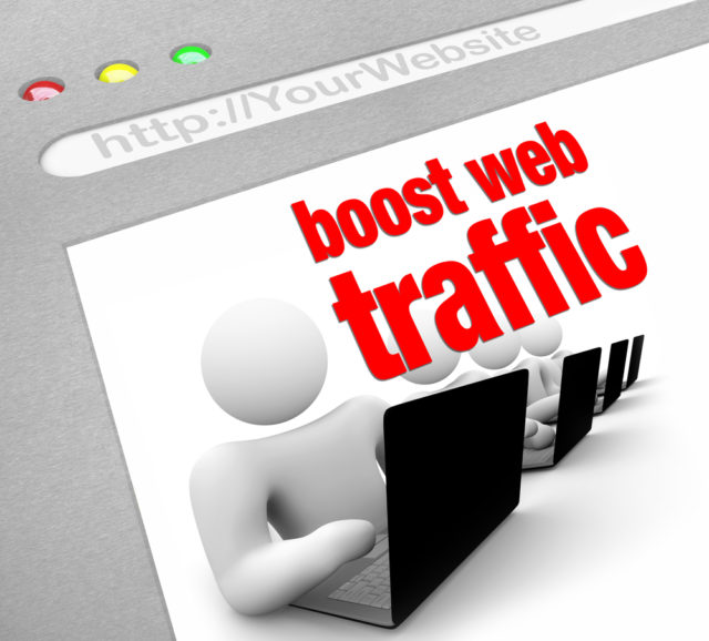 scale your web traffic