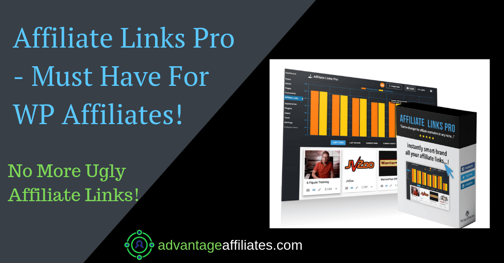 feature image of affiliate links pro
