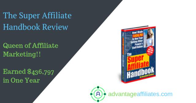 feature image of super affiliate handbook
