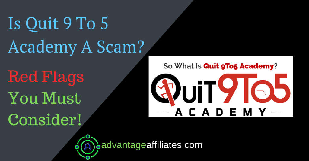 feature image of Quit 9 To 5 academy