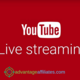 live streaming on youtube