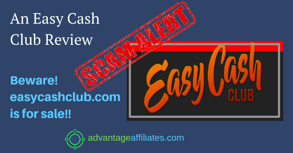 An EASY CASH CLUB review