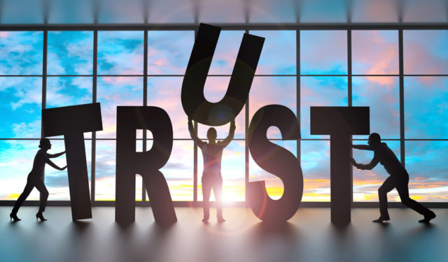 youtube marketing builds trust