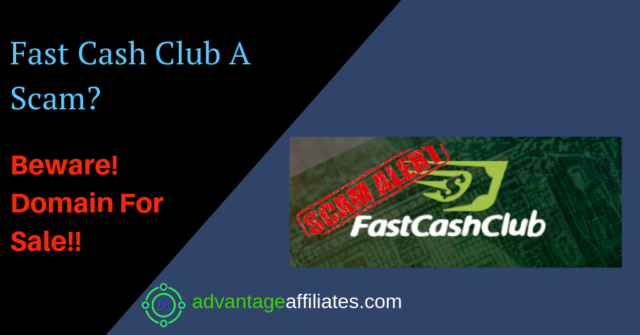 feature image of fast cash club