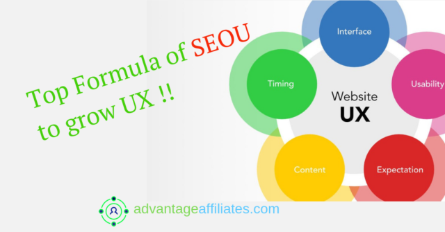 formula of seou for great user experiece