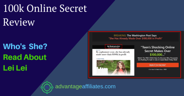 100k online secret review