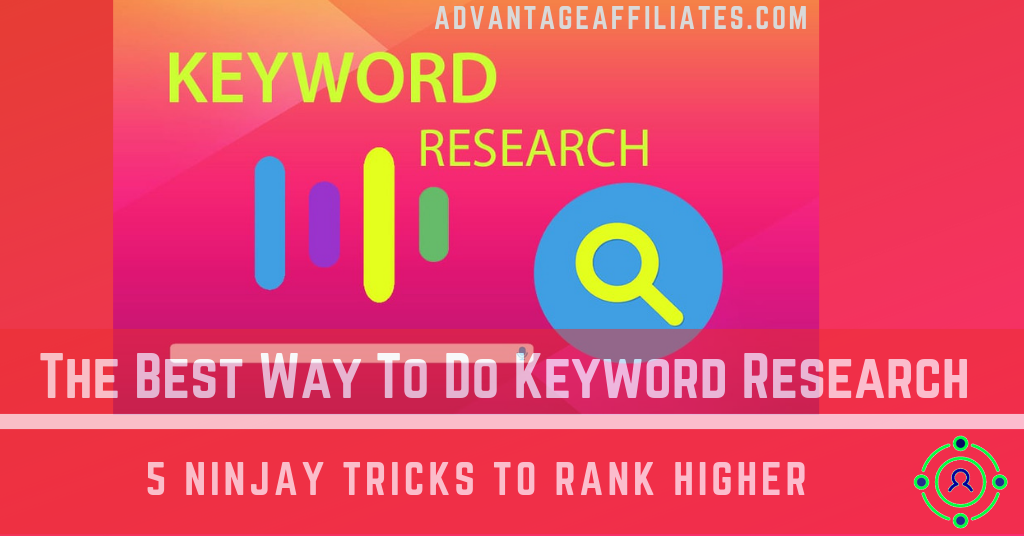 what's the best way to do keyword research feature image