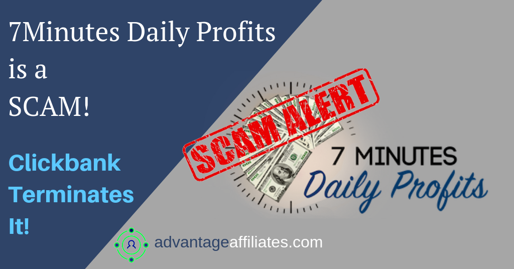 7 minutes daily profits review feature image