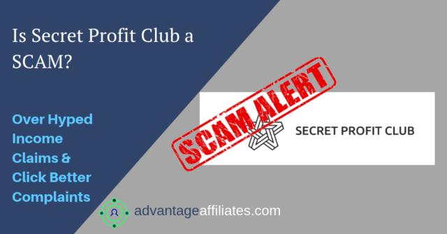 secret profit club review