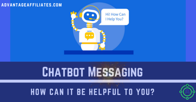 chatbot messaging how it can be useful to you