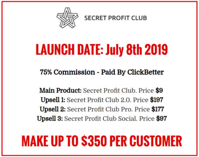 Secret date club