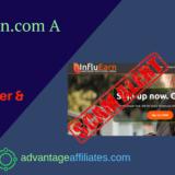 Influearn.com Review - Legit or Scam?