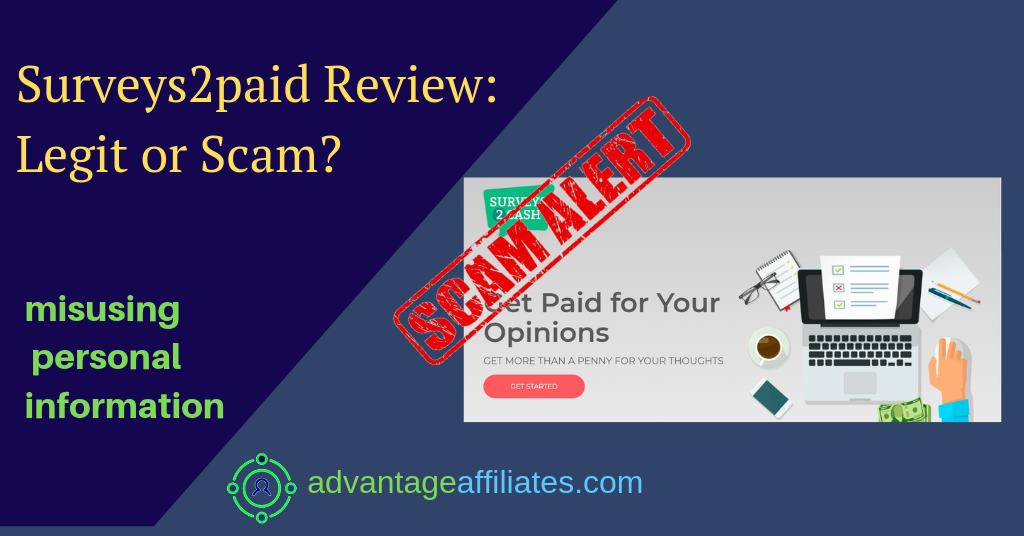 surveys2cash review