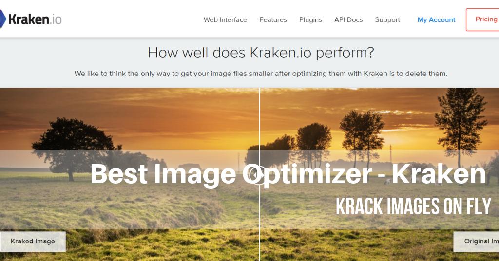 best image optimizer - Karaken