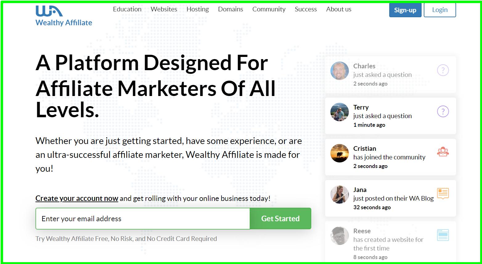 WA Homepage