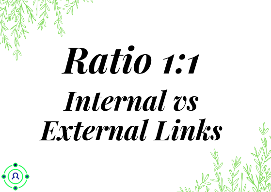 internal external ratio