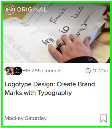 Typography skillshare