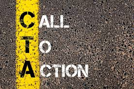 call to action - 7 tips for SEO