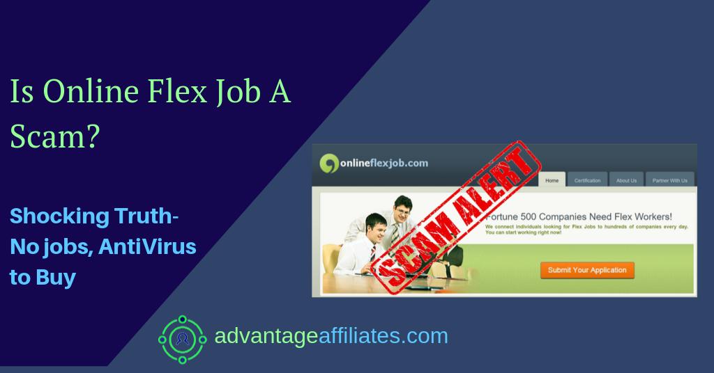 homepage online flex job