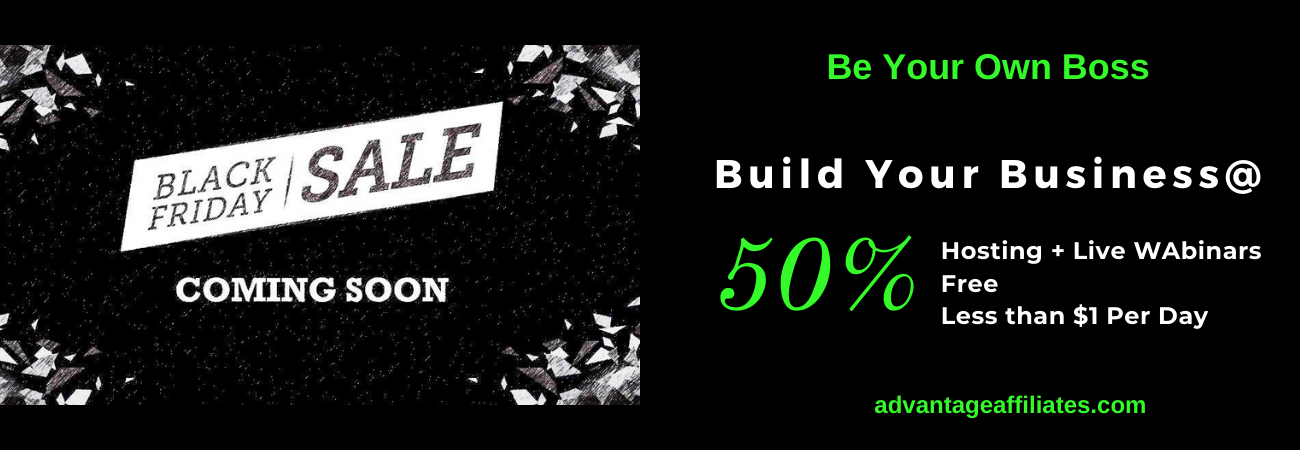 coming soon black friday sale banner