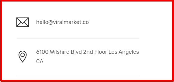 contact info of viral lmarket