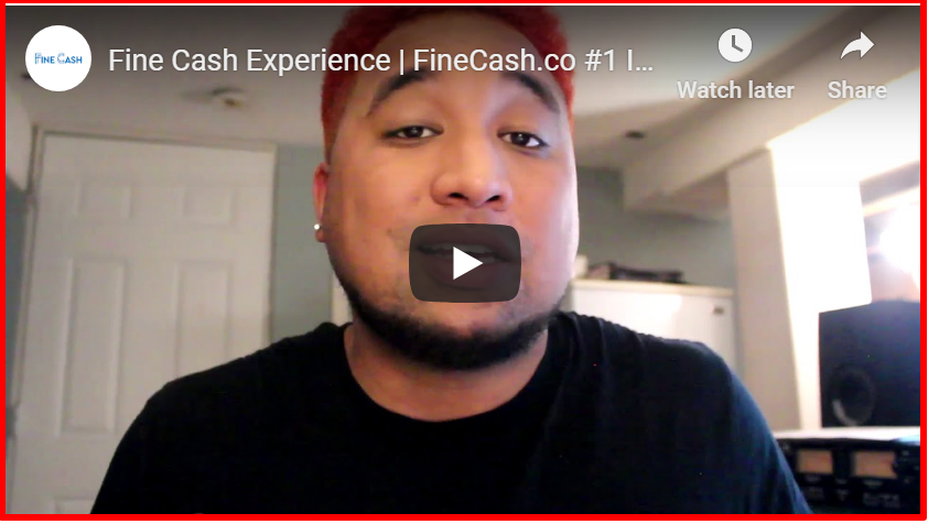 fake video testimonials by fine cash