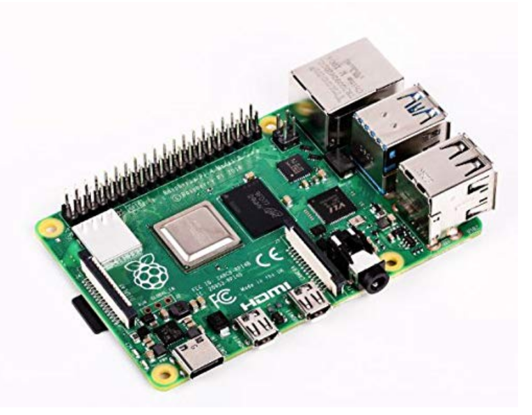 Raspberry Pi 4 Model B 4Gb Ram Micro Controller Board for IOT Electronic Hobby Kit Amazon in Industrial Scientific