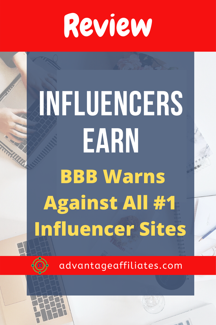 pin of Review Of influencers earn