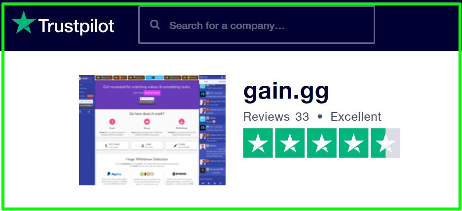 trustpilot positive review