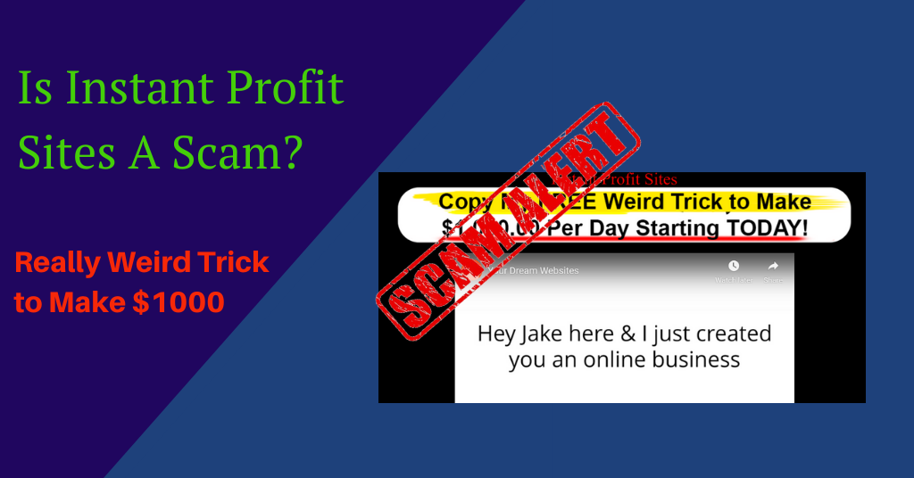 feature image of instant profit sites review