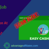 feature image of easy cash job