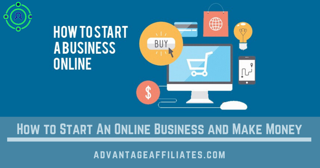 feature image of how to start an online business