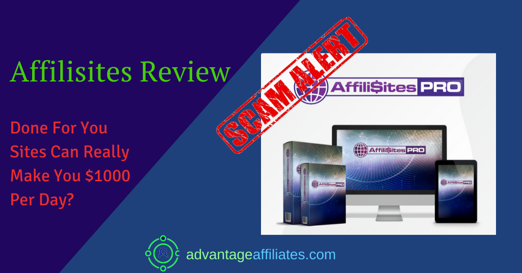 affilisites pro review feature image