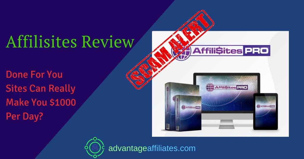 affilisites pro review feature image